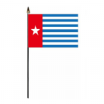 West Papua Country Hand Flag - Small